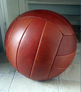 Bruine Leren Bank Marktplaats.Supergaaf Bruin Lederen Montis Zitelement Playtime Ball Gevonden